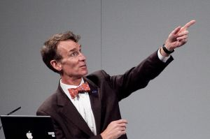 Bill Nye the Science Guy at The UP Experience 2010